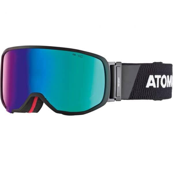 Atomic Revent S RS FDL HD black/white (2018/19)