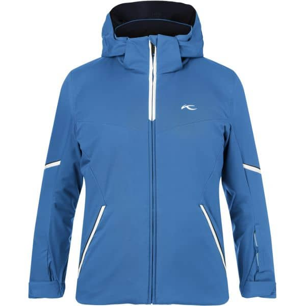 Kjus Boys Jacket Formula aquamarine blue