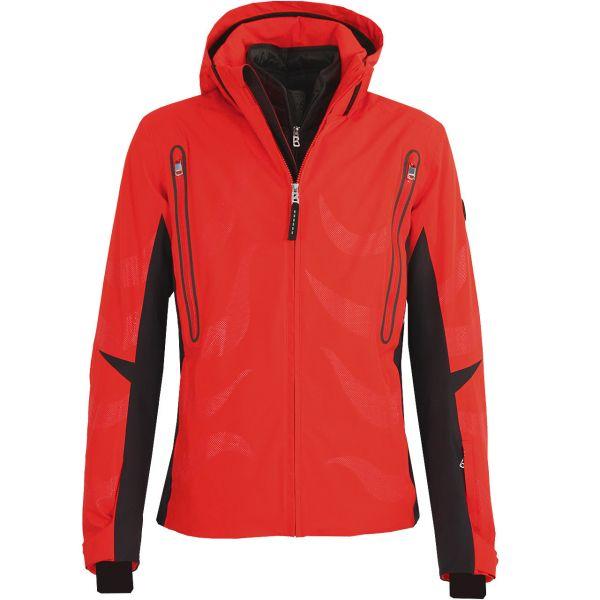 Bogner Men Jacket Bene-T lava red