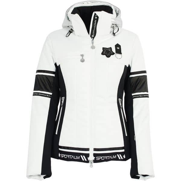 Sportalm Women Jacket Mallaury snow white
