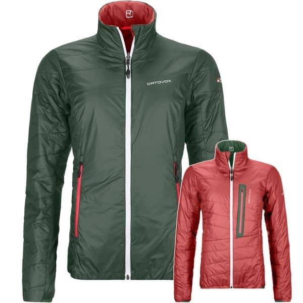 Ortovox Women Jacket PIZ BIAL green forest