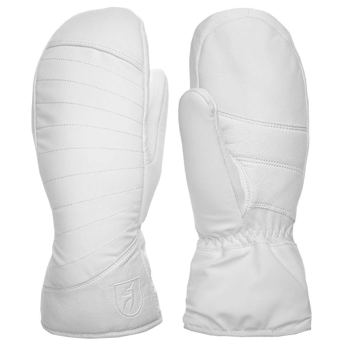 Toni Sailer Cata Glove bright white