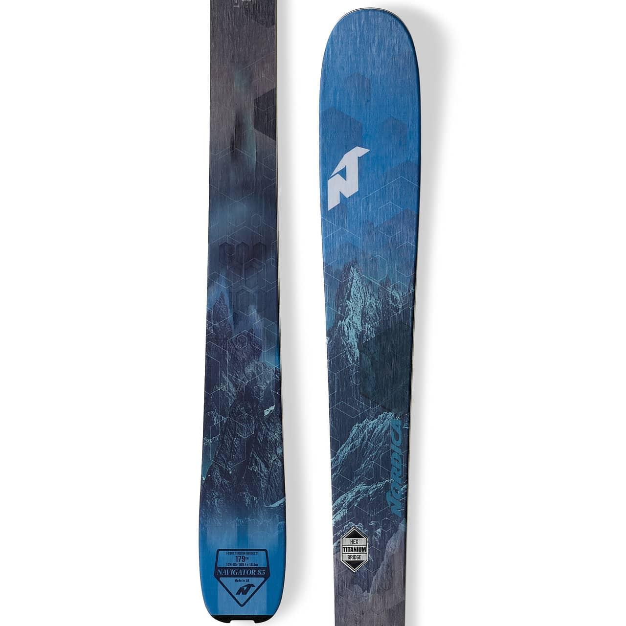 nordica all mountain ski allround ski g nstig online kaufen. Black Bedroom Furniture Sets. Home Design Ideas