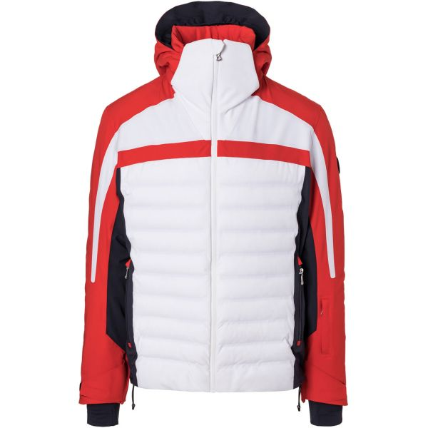 Bogner Men Jacket Lech-T lava red