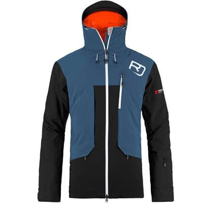 Ortovox Men 3L guardian shell jacket black raven 2016/2017