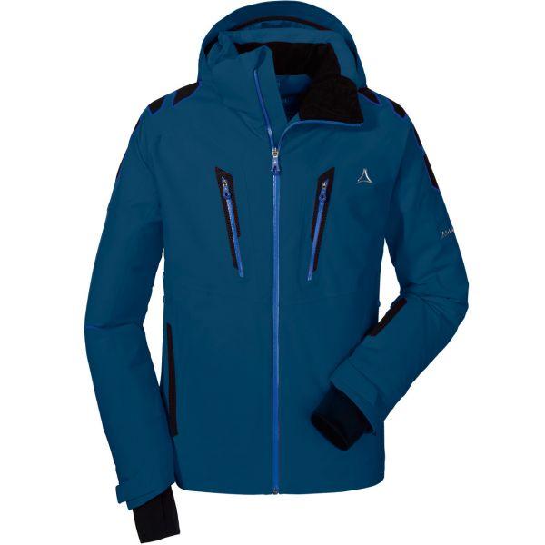 low priced outlet online designer fashion Schöffel Men Jacket ZÜRS navy peony
