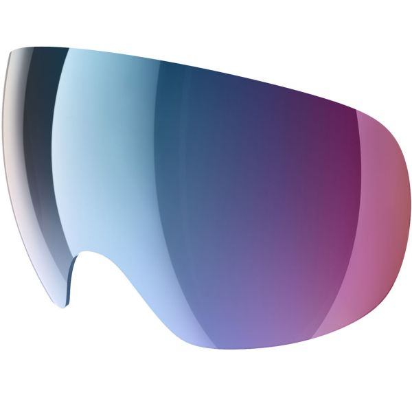 POC Fovea Clarity Comp Ersatzscheibe clarity comp/ spektris pink (2018/19)