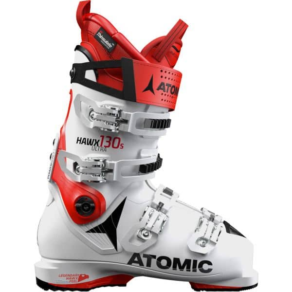 Atomic Hawx Ultra 130 S white/red (2018/19)
