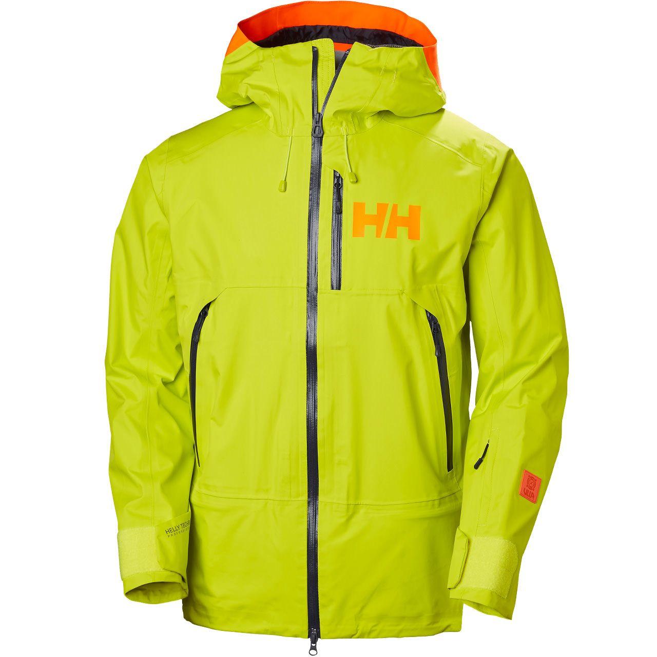 Helly Hansen Men Shell Jacket Sogn sweet lime - M