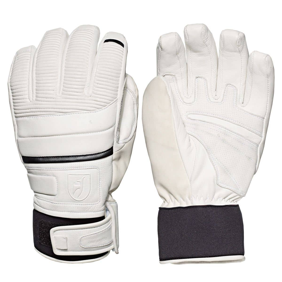 Toni Sailer Jesse Glove bright white