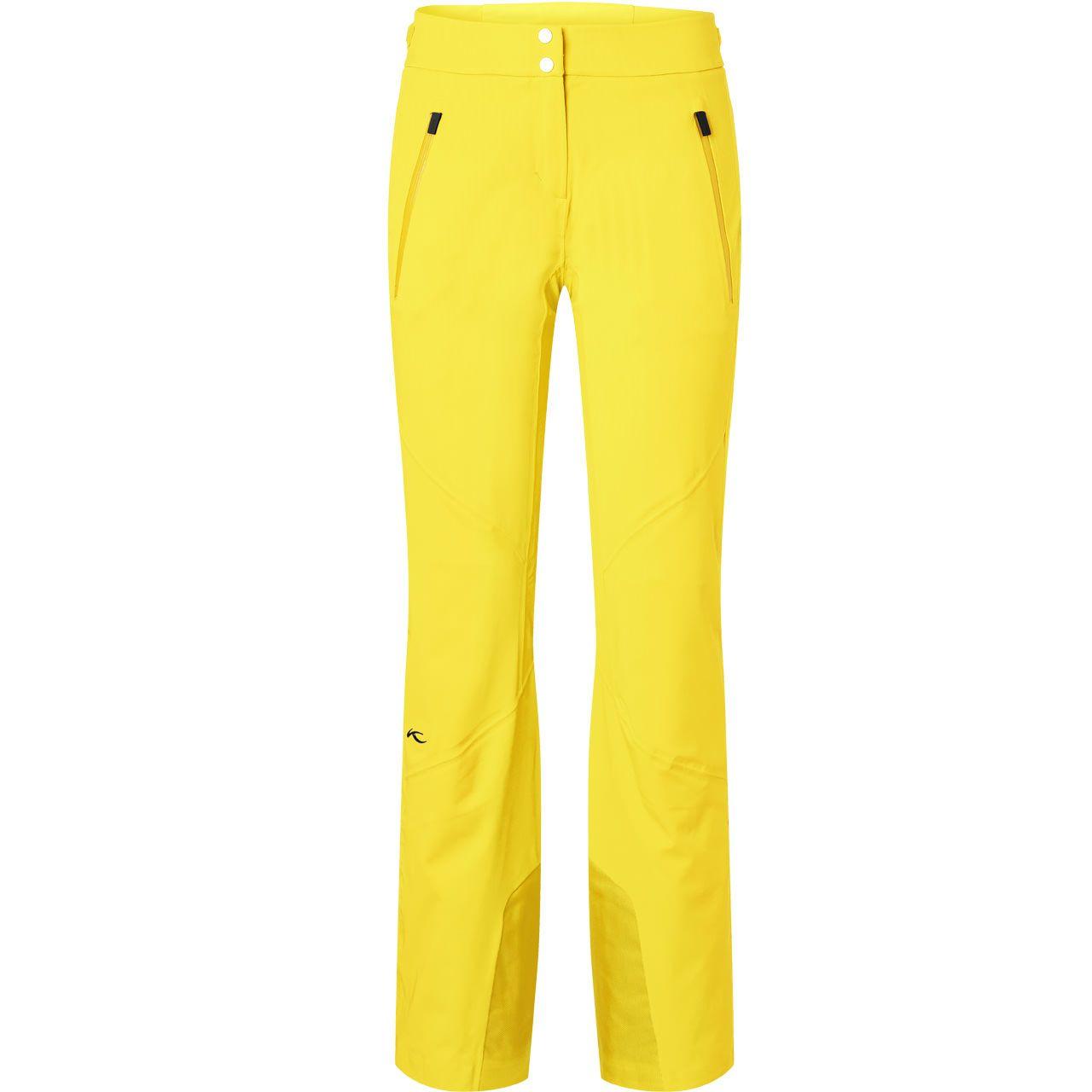 Kjus Women Pants Formula buttercup - 40