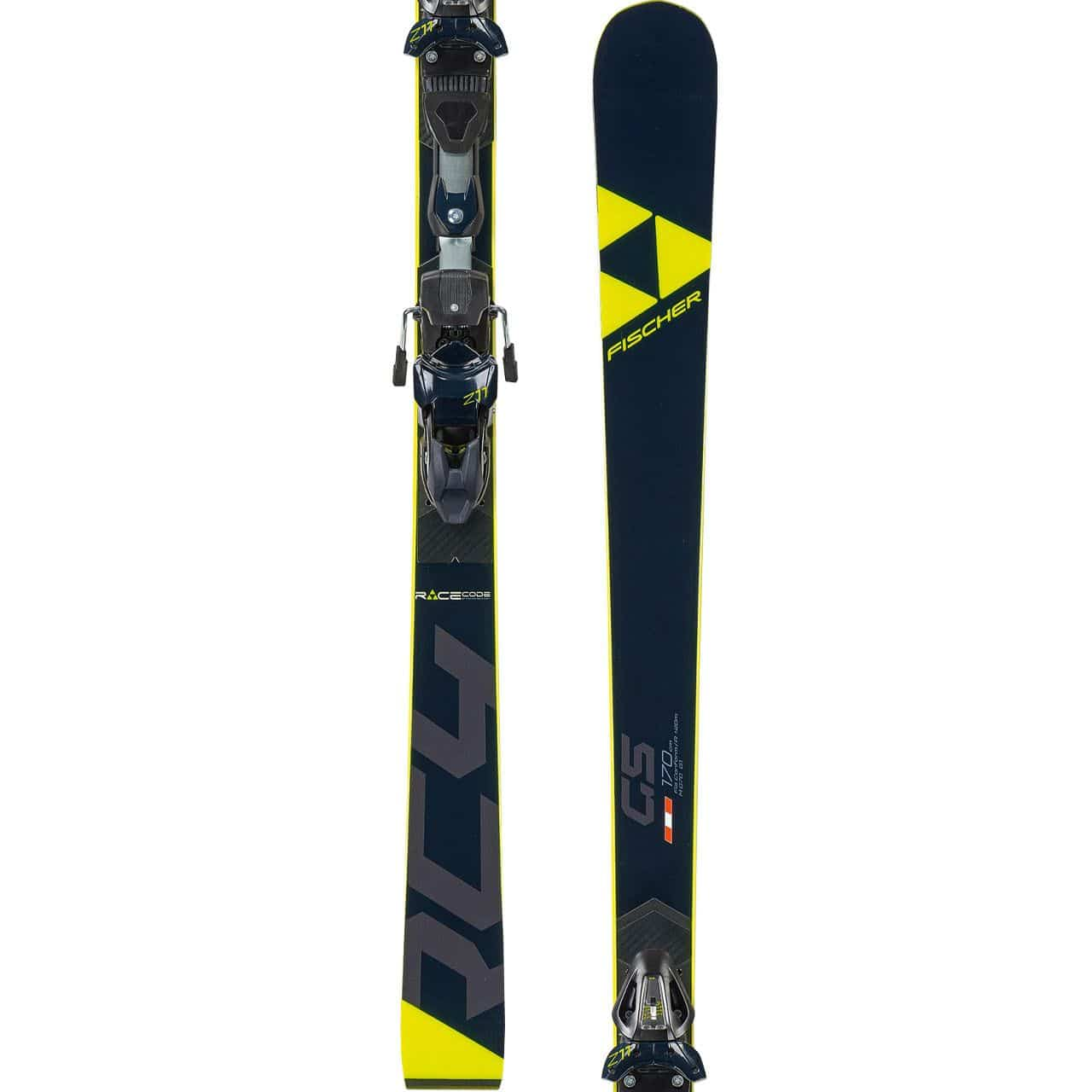 Fischer RC4 Worldcup GS Masters Curv Booster (2019/20) - 183 cm