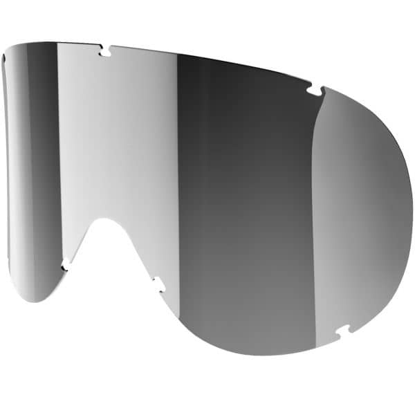 POC Retina Big Clarity Comp Ersatzscheibe clarity comp/ spectris silver