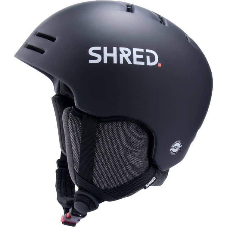 Shred Slam Cap Noshock black matt (2019/20) - S (52 - 55 cm)