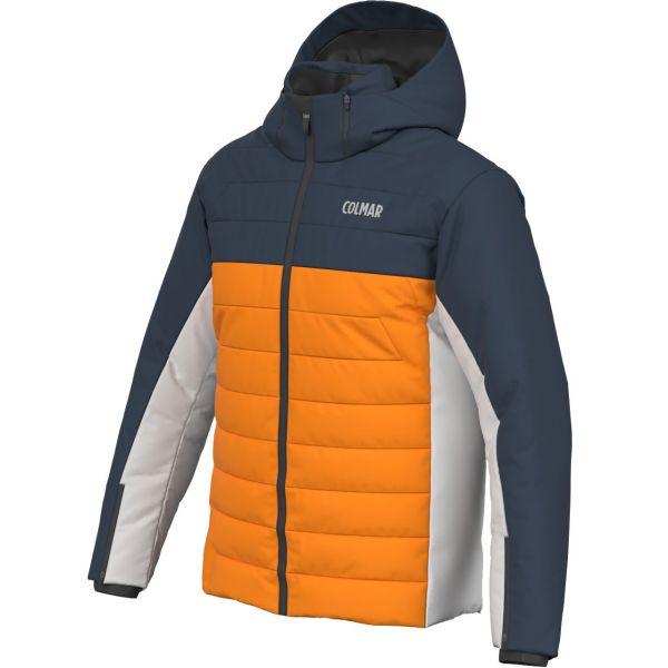 Colmar Men Jacket KHANDAHAR orange popnavy