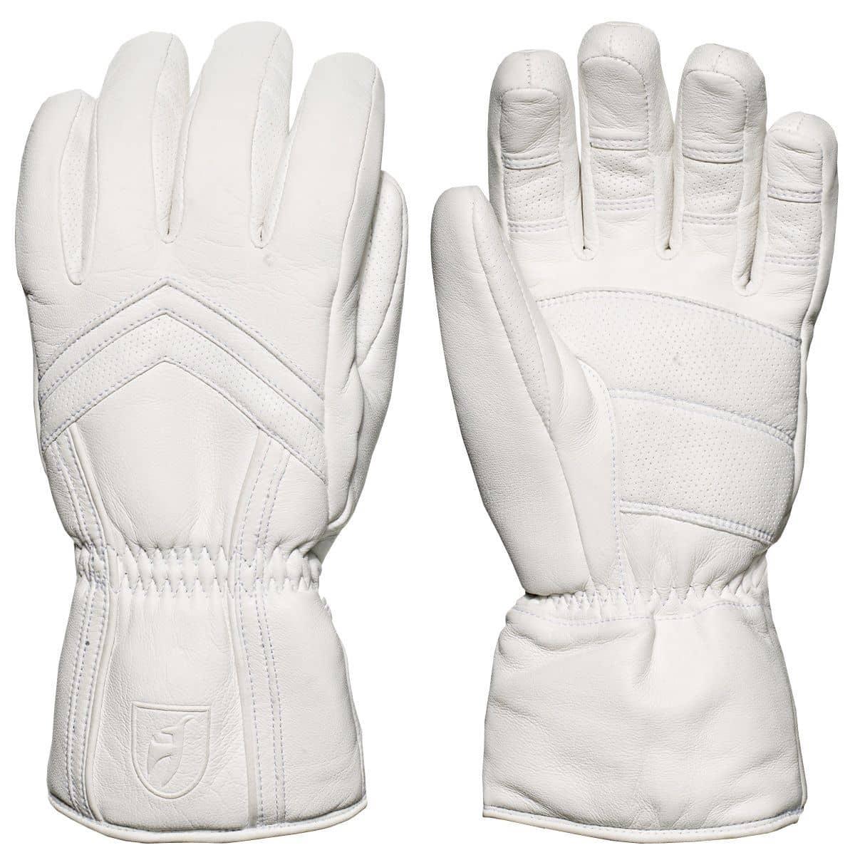 Toni Sailer Leyla Glove bright white