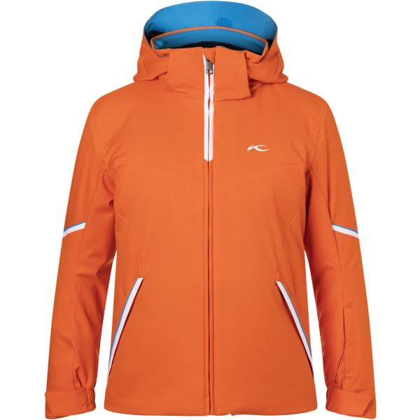 Kjus Boys Jacket Formula kjus-orange