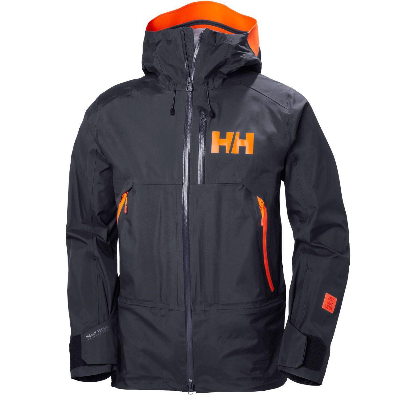 Helly Hansen Men Shell Jacket Sogn graphite blu...