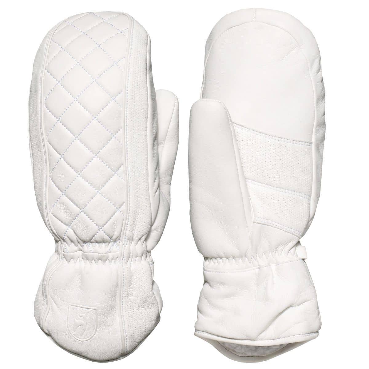 Toni Sailer Lizzy Glove bright white