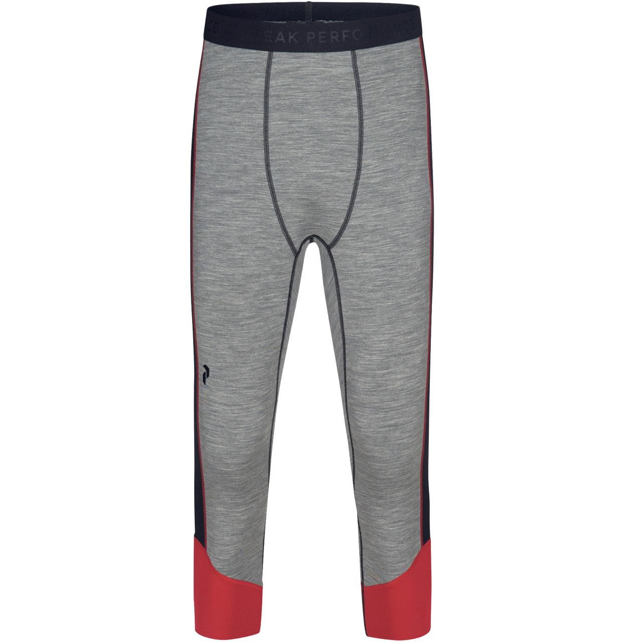cheaper c92d7 60f8f Peak Performance Men 3/4 Pants MAGIC grey melange