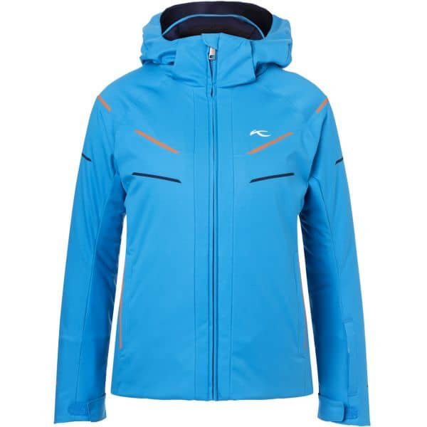 Kjus Boys Jacket Formula DLX aquamarine blue