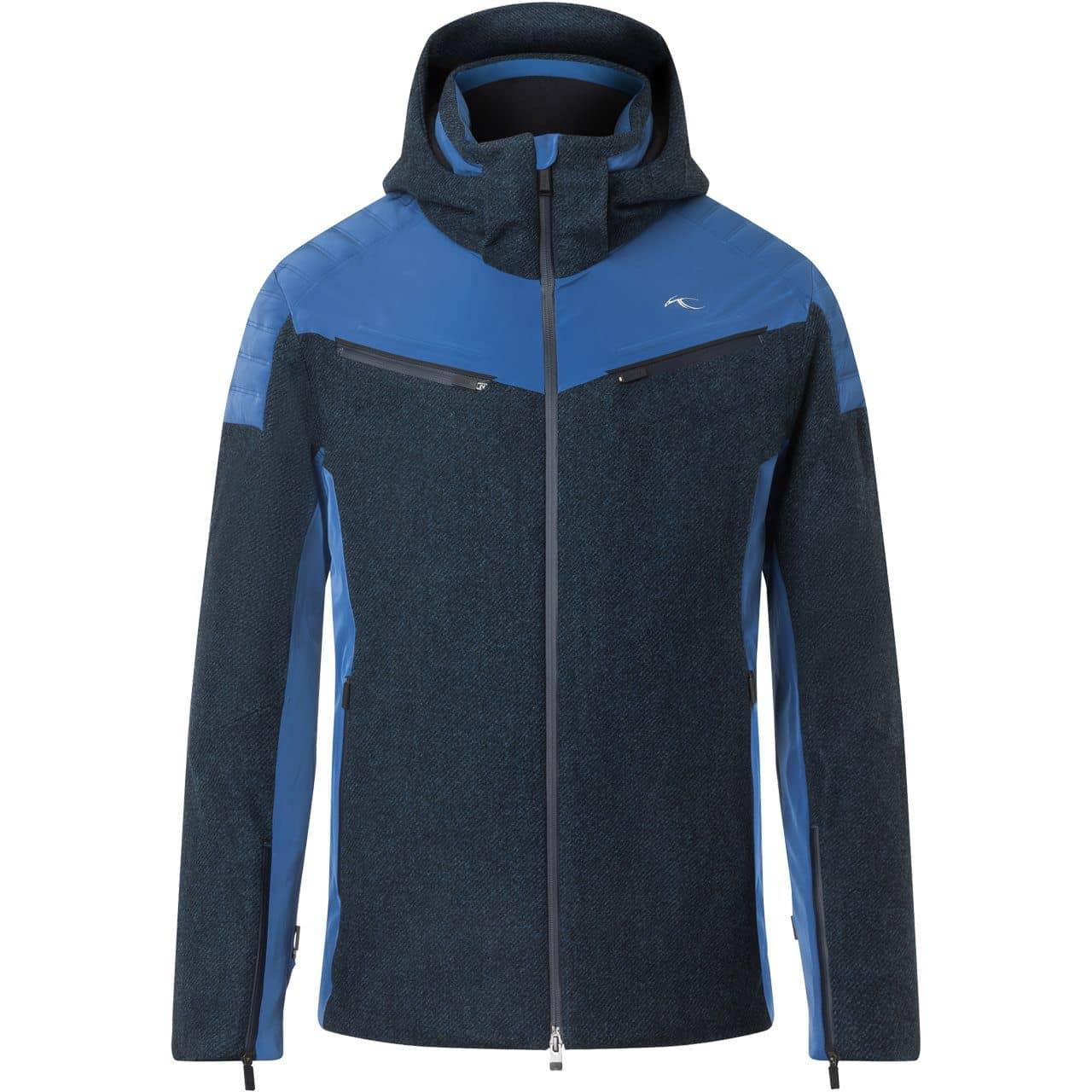 Kjus Men Jacket FORMULA S.E. atlanta blue/southern blue - 54
