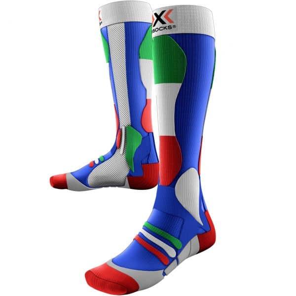 X-Socks Men Ski Patriot Italy