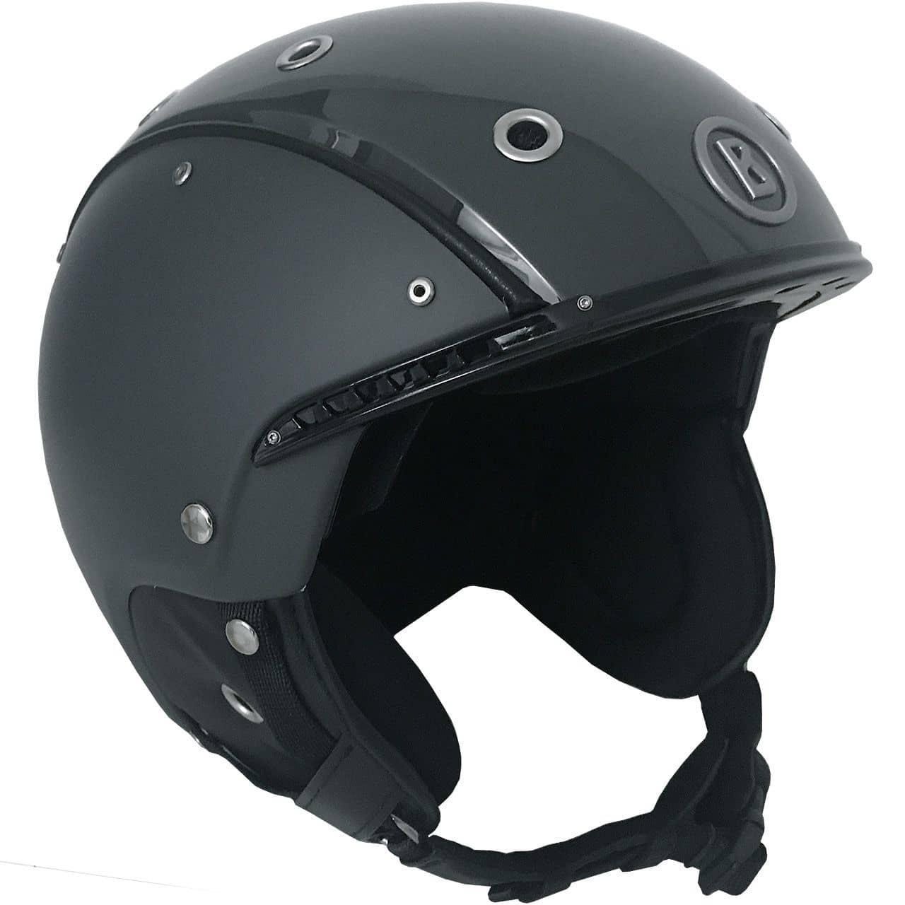 Bogner Helmet Cool grey - M = 54 - 58 cm