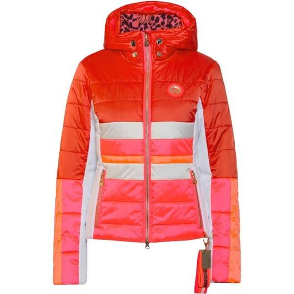 Sportalm Women Jacket Escape fiery red