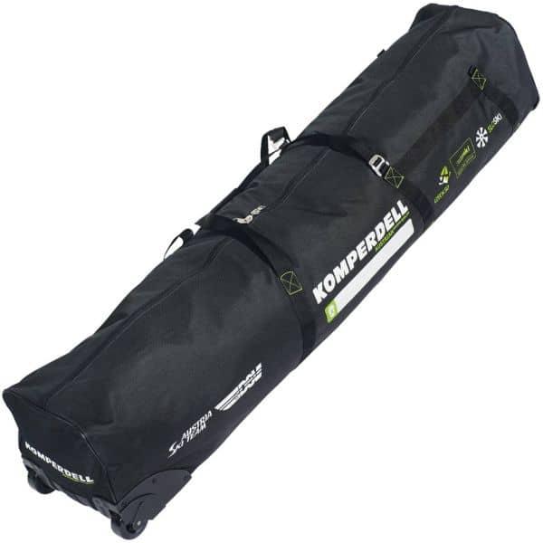 Komperdell Nationalteam FIS Skipool Ski & Poles Wheelie Bag 220 cm