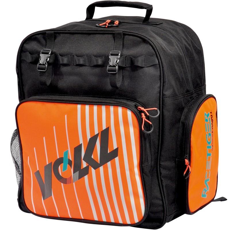 Völkl Race Boot & Helmet Backpack petrol/orange (2014/15)