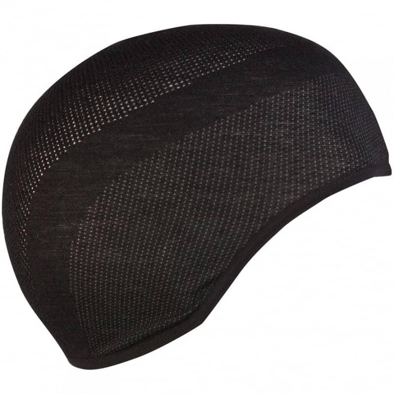 Ortovox Helmet Cap seamless black raven