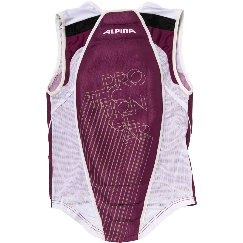 Alpina Jacket Soft Protektor W pink (2014/15)