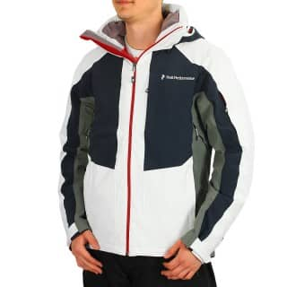 Peak Performance Ridge Jacket white