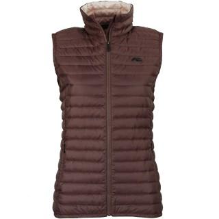 Kjus Ladies Cypress Down Vest dusty lilac/powder